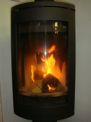 So easy to light, no more messing around with wet or damp wood