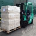3 x  Full Pallet  - Block Briquettes