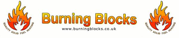 Burning Blocks Logo