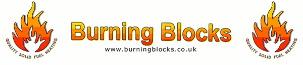 Burning Blocks Logo