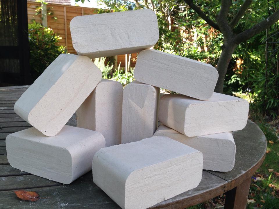 Burning Blocks Sample