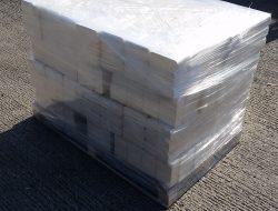 576  Block Briquettes - 1/2 Pallet