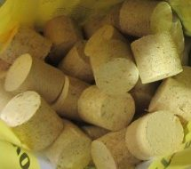 95 Bags - Bee Kind Round Briquettes