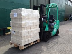 1152 Block Briquettes - Full Pallet